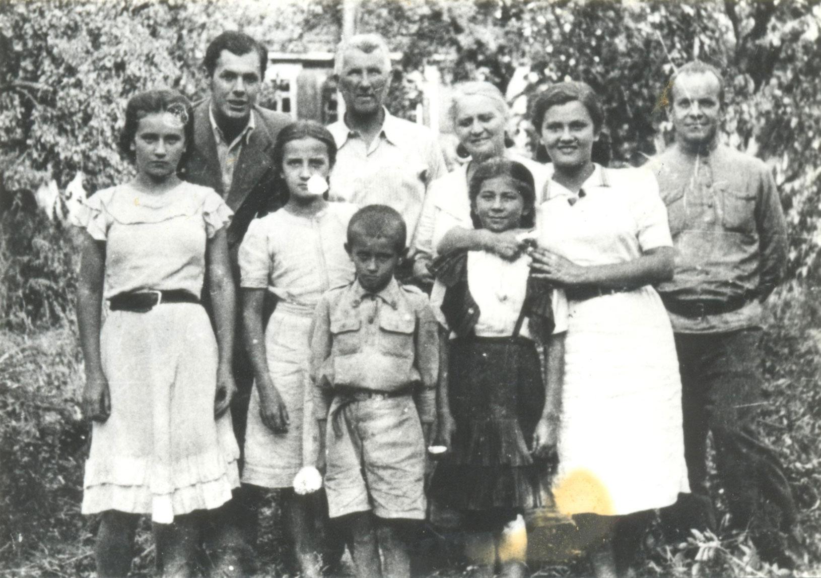 Дети николая васильевича федорова фото
